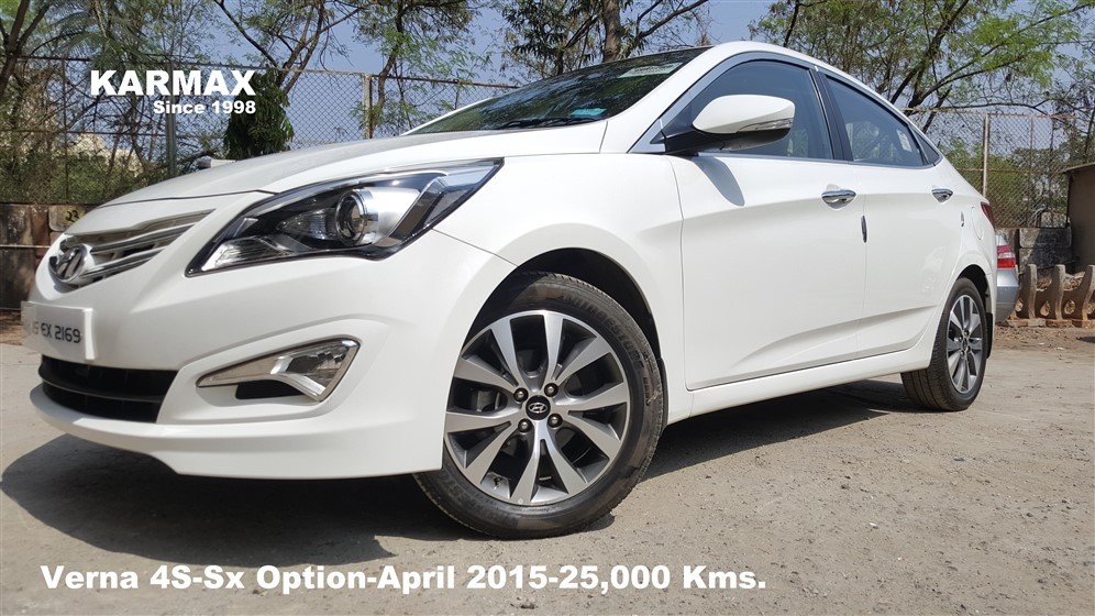 Sold Vehicle Overview Hyundai Fluidic Verna