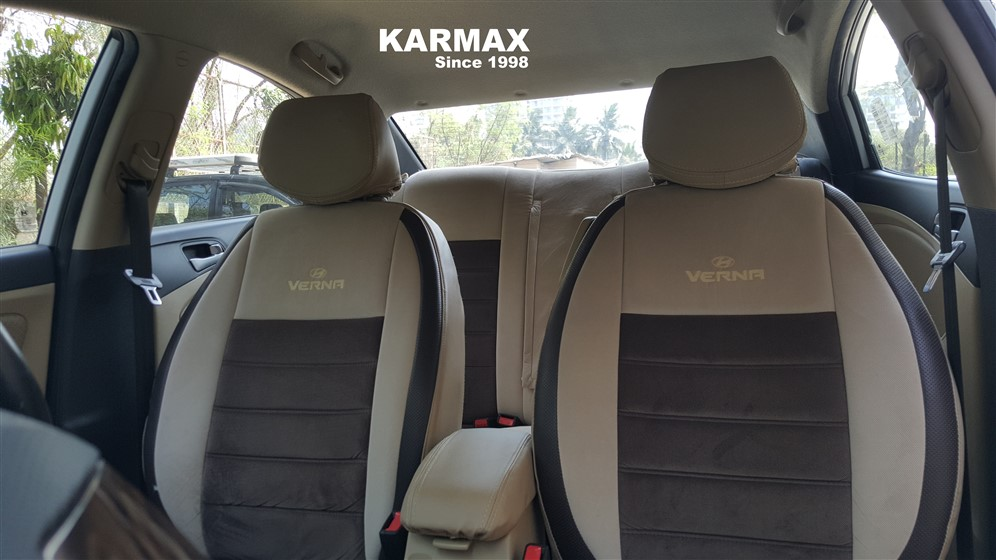 Hyundai New Verna 16 VtVt Sx Option P White 2015 25000 Kms